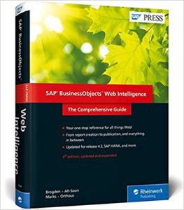 SAP Press Webi 4th Edition 3D
