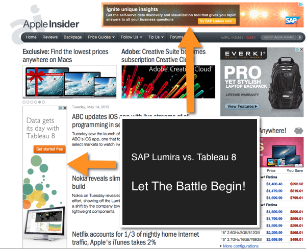 Lumira Let The Battle Begin 600