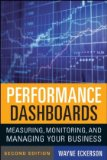 Performance Dashboards by Wayne Eckerson second edition