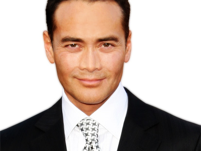 Mark Dacascos (Iron Chef America Chairman)