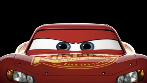 Lightning McQueen in Disney/Pixar Cars 3