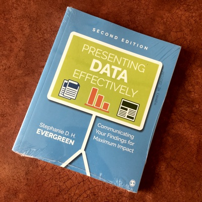 Presenting Data Effectively, Second Edition, by Stephanie Evergreen